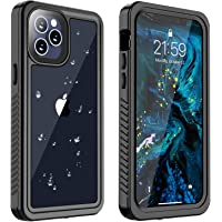 YESHON for iPhone 12 Pro Max Case, iPhone 12 Pro Max Waterproof Case, Built-in Screen Protector Full Sealed Cover…