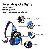 FANDARE Sling Bag Shoulder Backpack Cycling