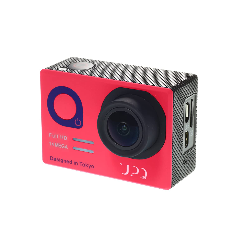 大人気新品 UPQ アクションスポーツカメラ Q-camera ACX1/NR ACX1 ネイビー レッド/NR ネイビー アンド レッド B01DIYKCFM, 大きいサイズメーカー直販Hot-air:4ab96e95 --- mail.mrplusfm.net