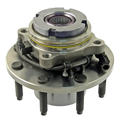 Timken HA590571 Wheel Bearing and Hub Assembly: Automotive