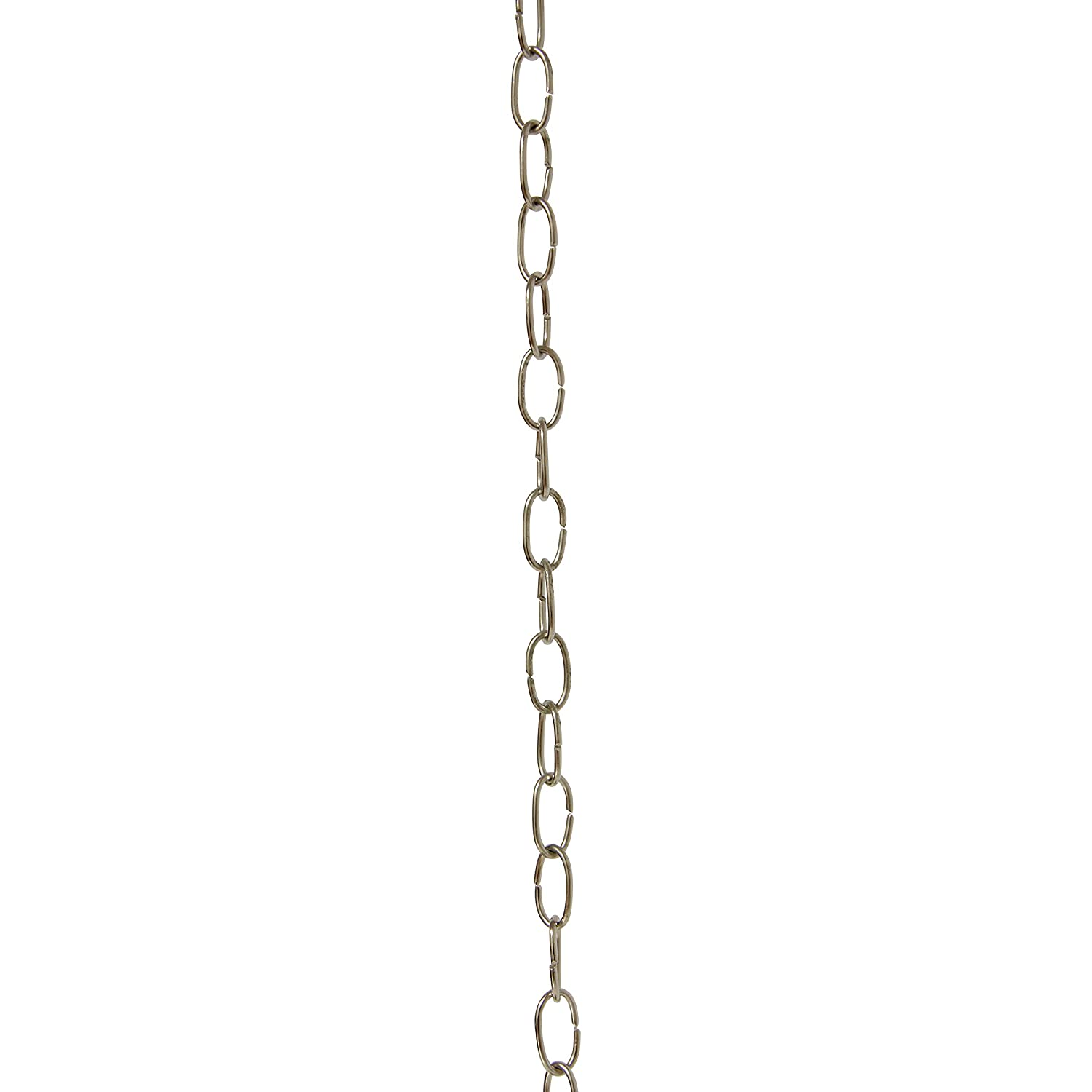 RCH Hardware CH-40-AD Brass Fixture Chain Acid Dipped