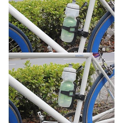 Lmeno Réglable Porte Bidon Vélo Bouteille deau Cage Bicyclette ...