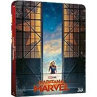 Capitana Marvel Edición Metálica
