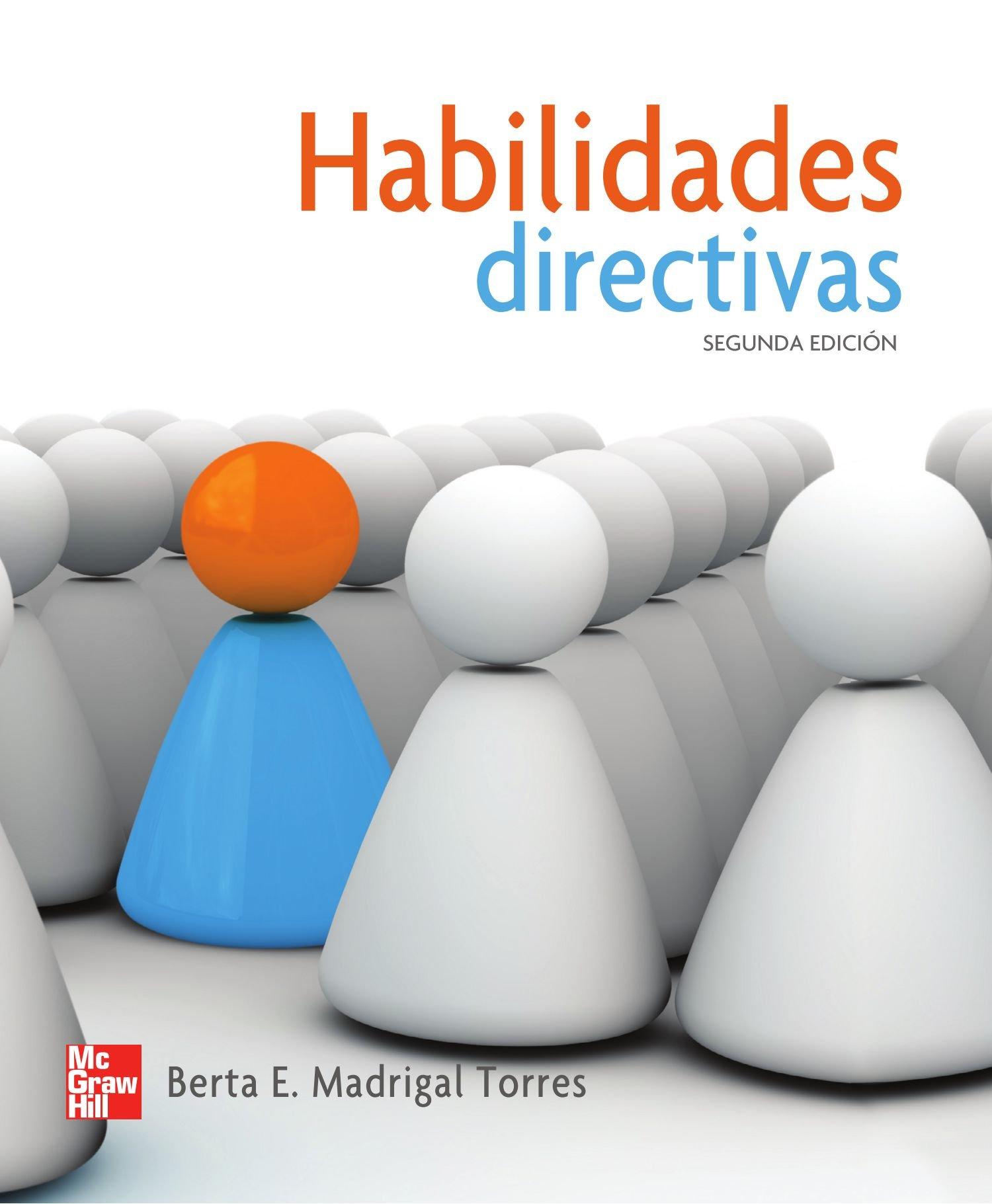 habilidades directivas berta madrigal pdf gratis