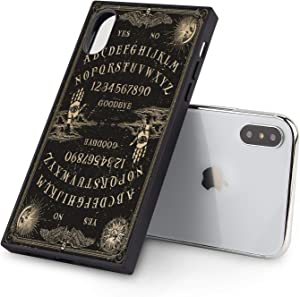 Ouija Board Square Edge Case Fit for Apple iPhone Xs Max [6.5-Inch]