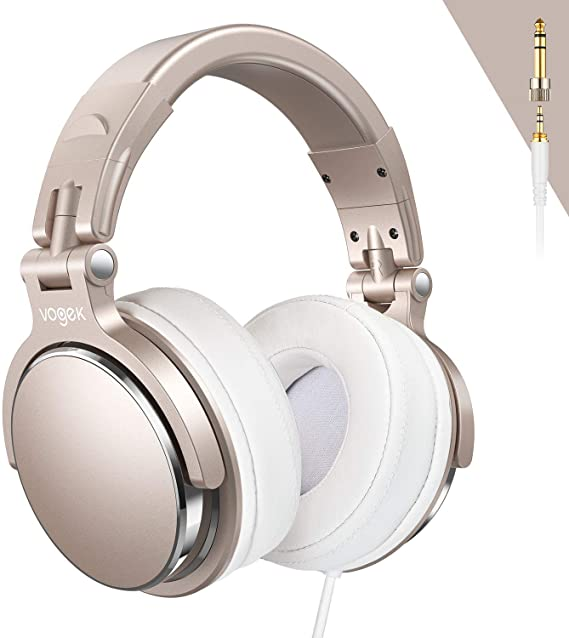 Over-Ear DJ Headphones