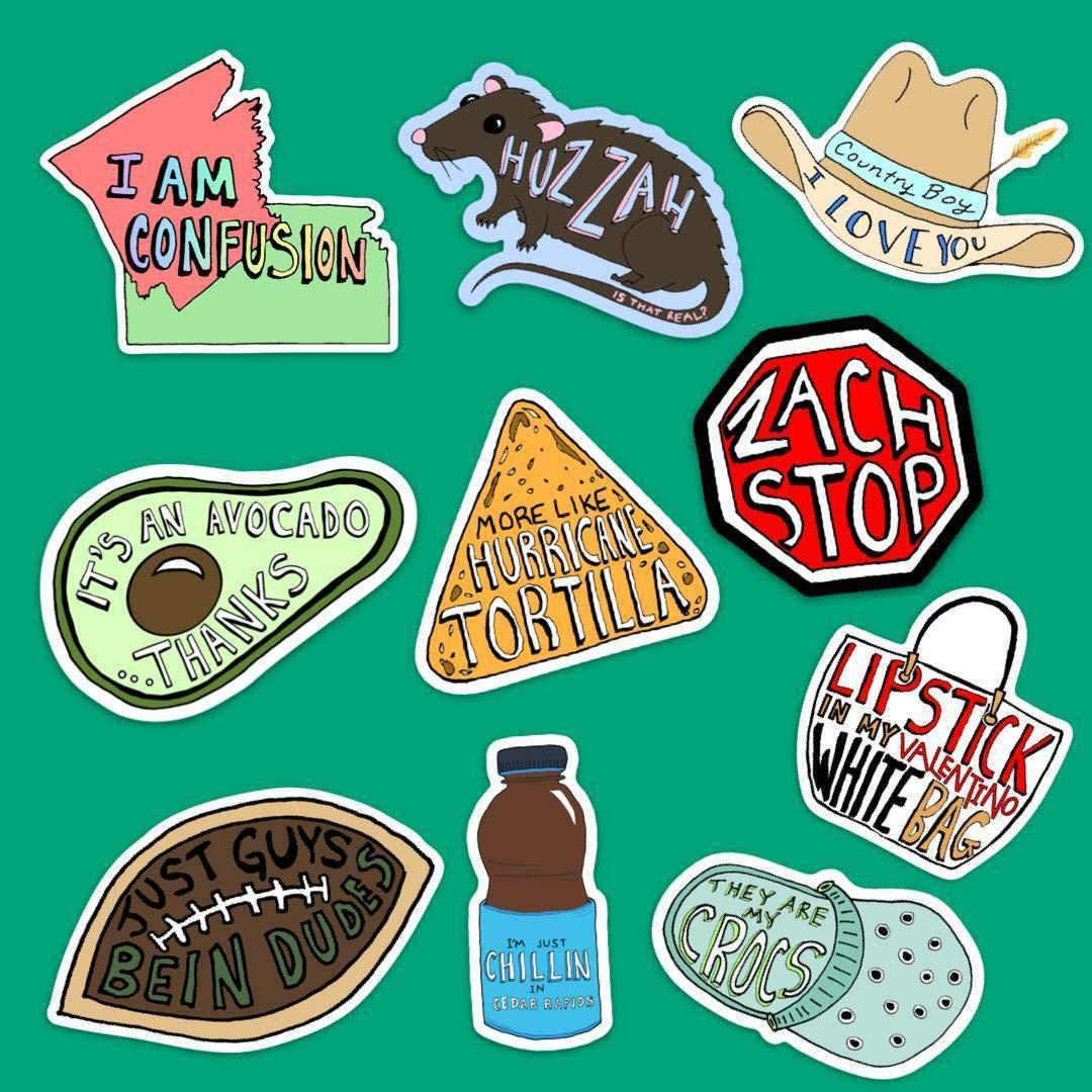 Vine Sticker Prime Pack by Big Moods (Image #1)
