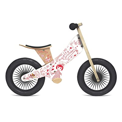 Kinderfeets - 99778 - Retro - Vélo Draisienne Princess - Rose