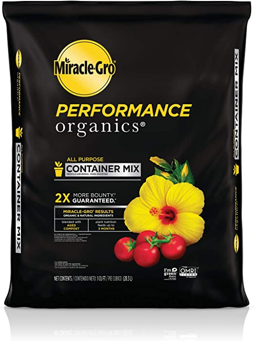 Top 10 Miracle Gro Organic Potting Soil
