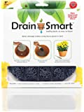 "Drain Smart 9"" 2-Pack Drainage Discs - Perfect for Indoor/Outdoor Potted Plants 