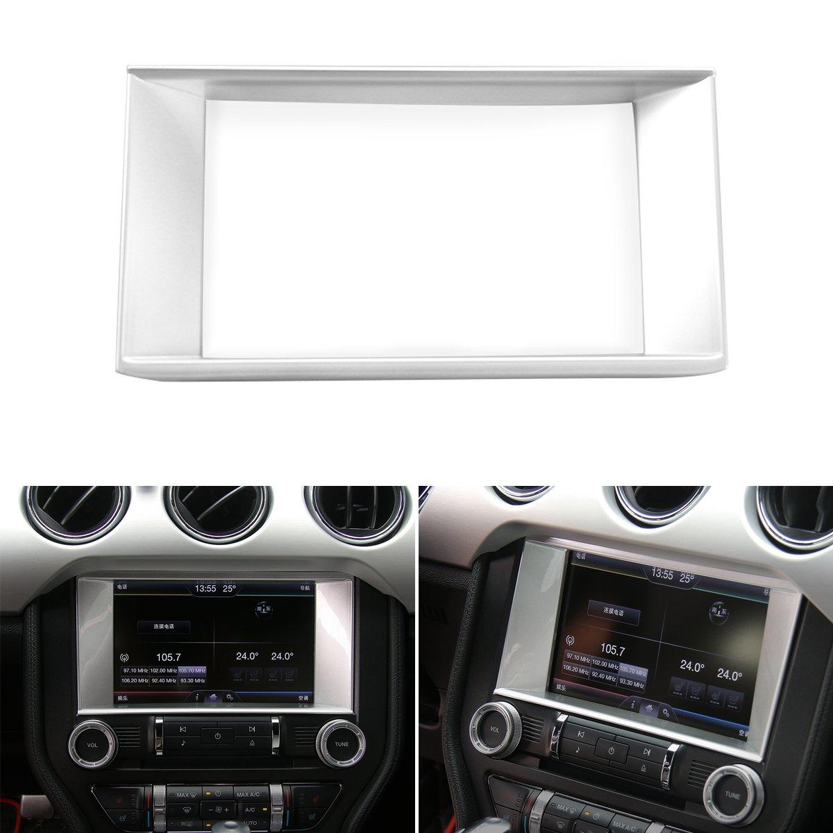 Amazoncom Car Center Console Multimedia Control Panel 8 Inch