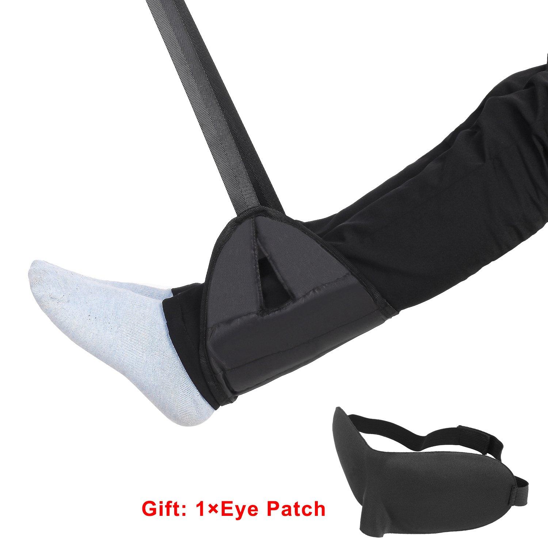 amazon com ohderii foot rest portable travel footrest flight