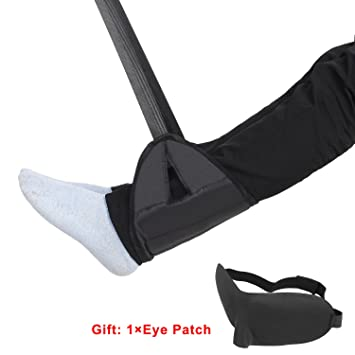 Portable Travel Footrest for Airplane Foot Rest Travel Plane Footrest for Travel Home Office Carry-  sc 1 st  Amazon.com & Amazon.com: Portable Travel Footrest for Airplane Foot Rest Travel ... islam-shia.org