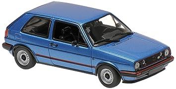 Minichamps 940054120 Maxichamps 1985 VW Golf GTI - Juguete Modelo Azul metálico, Escala 1: