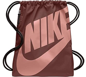 dcc0d91919 Nike NK Heritage GMSK, Sac de virage Mixte Adulte, Multicolore Red Sepia/,