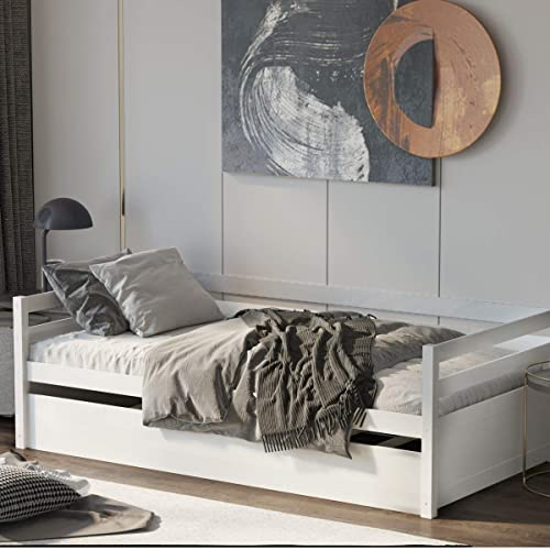 Giantex Wood Daybed
