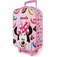 Karactermania Minnie Mouse Yummy - Maleta Trolley Soft