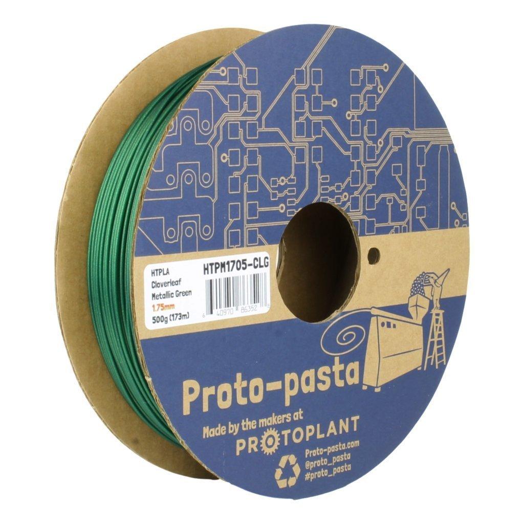 Proto-Pasta - Filamento metálico HTPLA para impresión 3D, color ...