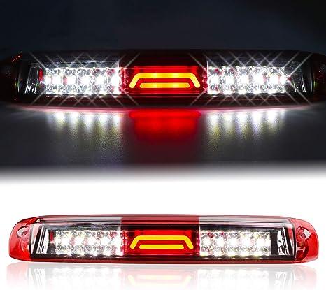 LED 3rd Brake Light for Chevy Silverado Sierra Third Brake Light High Mount Reverse Light