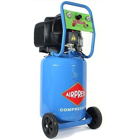 Aire comprimido - compresor 2,5 PS/50 litros tipo HL360/50 Compact ...