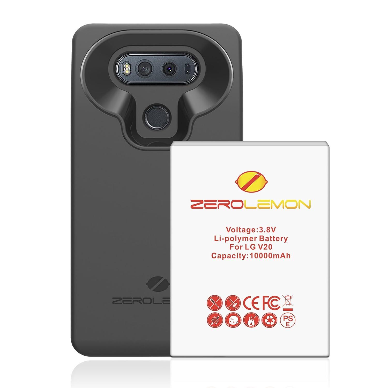 LG V20 ZeroLemon 10,000mAh Battery Case