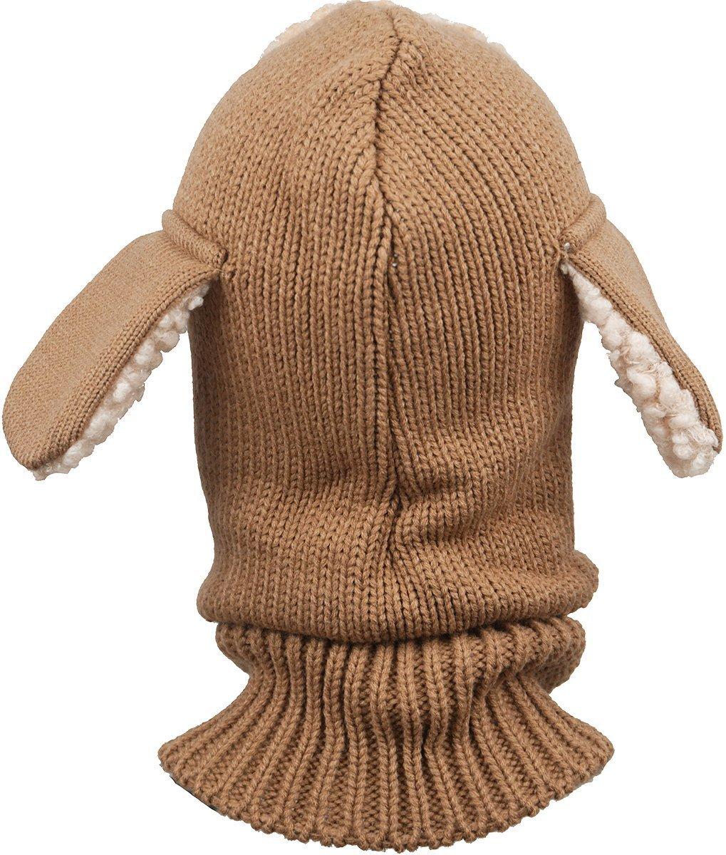43c1fb799 Invierno del bebé Niños Chicas Chicos Tejido Gorro Punto Caliente lana  Cofia Capucha Bufanda Caps Sombreros