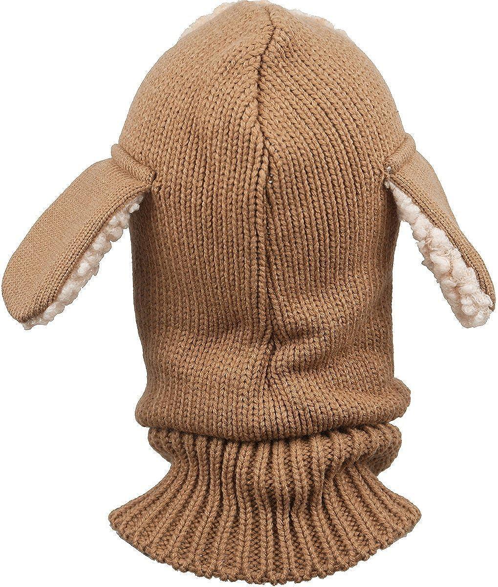 Yuson Girl B/éb/é Unisexe Chaud Chiot Manteau Echarpe Ch/âle B/éb/é Infantile Smart Hat