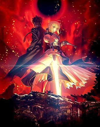 Amazon Co Jp メーカー特典あり Fate Zero Blu Ray Disc Box Standard Edition メーカー特典 復刻線画イラスト使用ジャバラポストカードセット 付 Dvd ブルーレイ