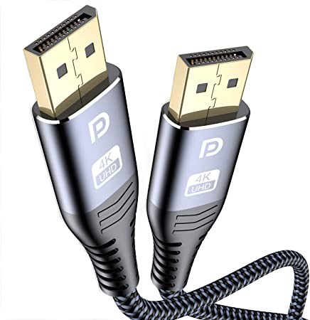 4 5m Displayport Kabel 4k Displayport Auf Displayport Computer Zubehör