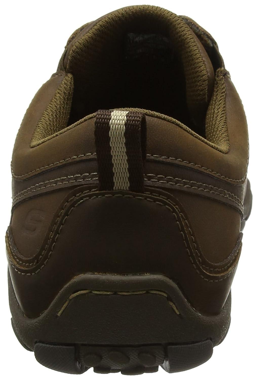 6bb981b14e9e Skechers Men s Diameter Selent Oxfords  Amazon.co.uk  Shoes   Bags