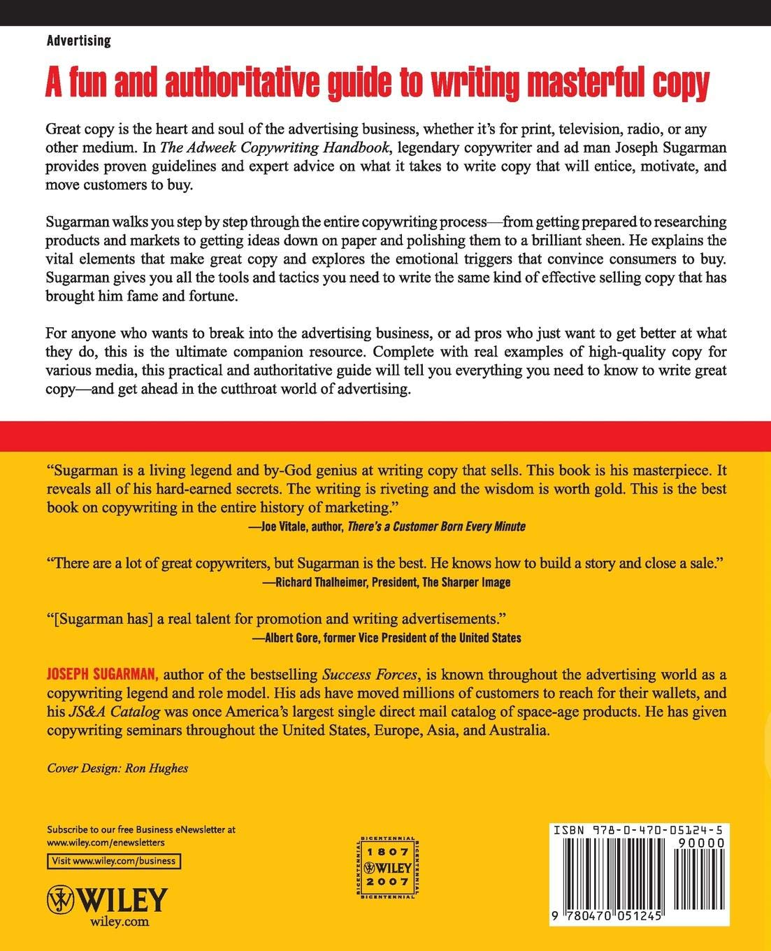 The Adweek Copywriting Handbook: The Ultimate Guide to