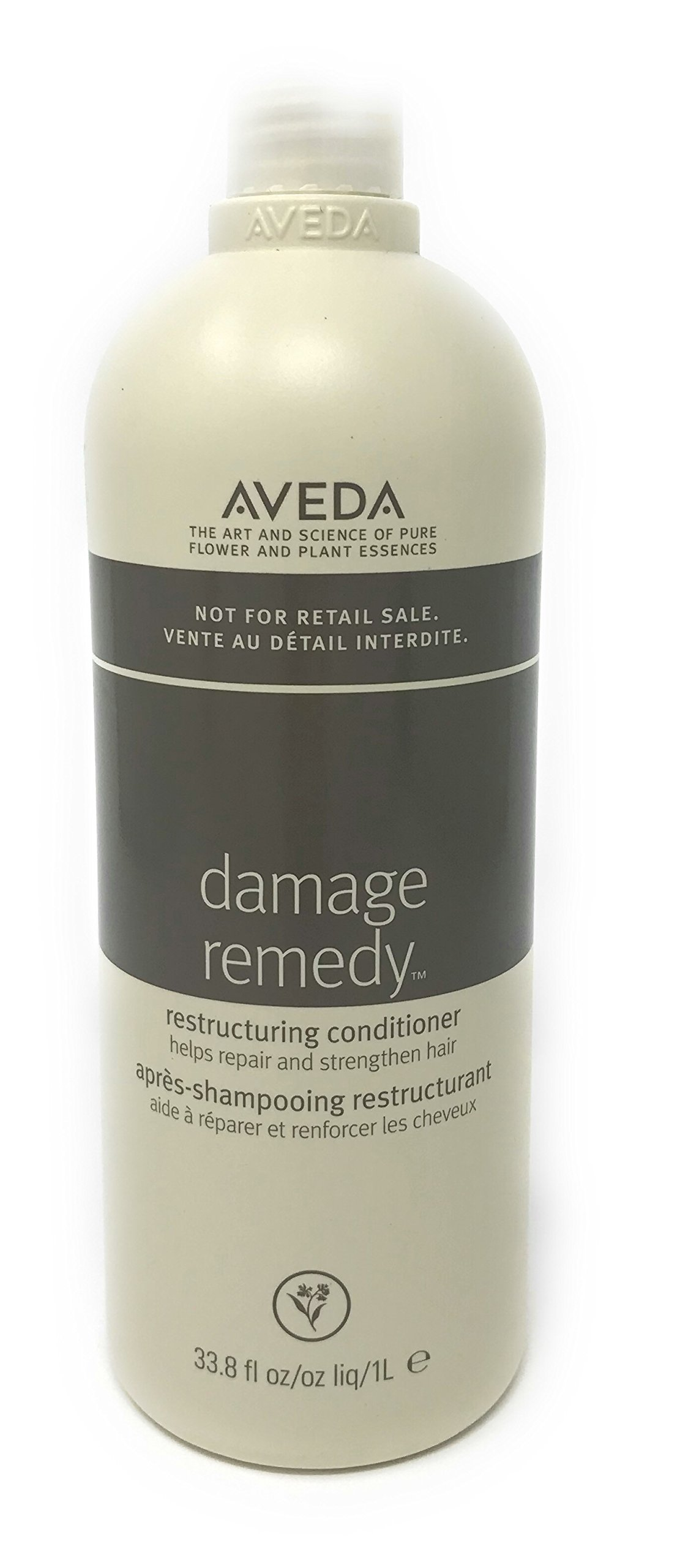 Damage Remedy Restructuring Conditioner Conditioner Unisex by Aveda, 33.8 Ounce