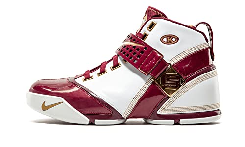 82bff1148d991 Image Unavailable. Image not available for. Colour  Nike Zoom Lebron 5 -9 quot Christ The King - 317253 111 ...