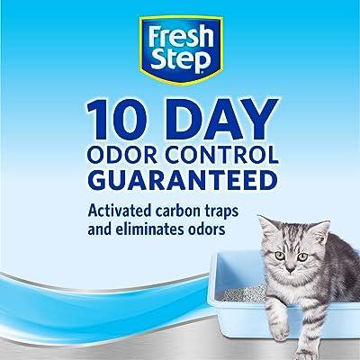 Fresh Step Odor Shield Cat Litter