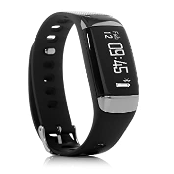 J-Style Bluetooth Fitness Activity Tracker bracelet-wireless Deportes Muñequera – Reloj Inteligente impermeable