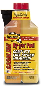 Rislone 16.9 oz Gasoline Fuel Injector Cleaner