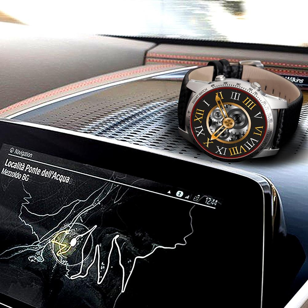 Gereton KINGWEAR KW99 - Reloj Inteligente de 1,39 Pulgadas ...