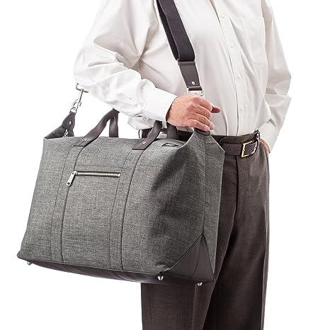 ed366bcec9 Jack Spade Men s Tech Oxford Wing Duffel Bag - 19.5 Inches