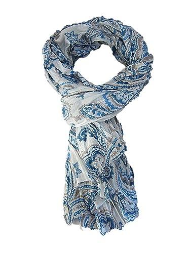 Bugatti Damen Schal mit Print