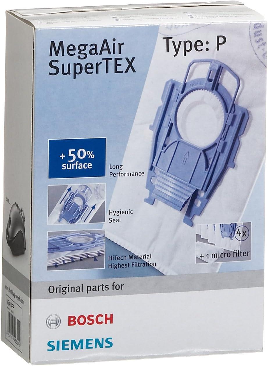 Siemens VZ41AFP Vacuum Cleaner Filter Bags