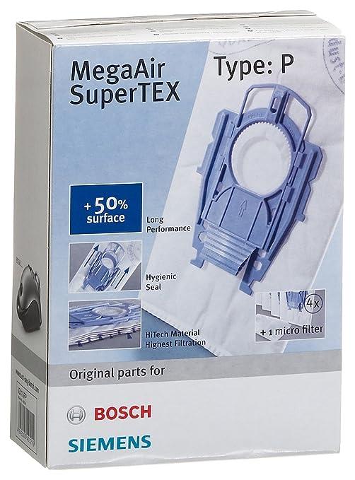 30 StaubsaugerbeutelStaubbeutel passend für Staubsauger Bosch Typ P