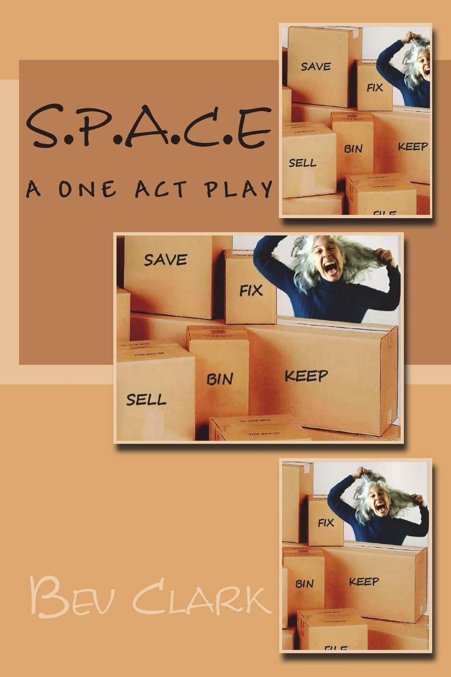 Read Online S.P.A.C.E: A One-Act play ebook