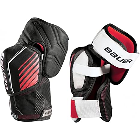 4834ccd0419 Image Unavailable. Image not available for. Color  Bauer NSX Hockey Elbow  Pads (Junior)