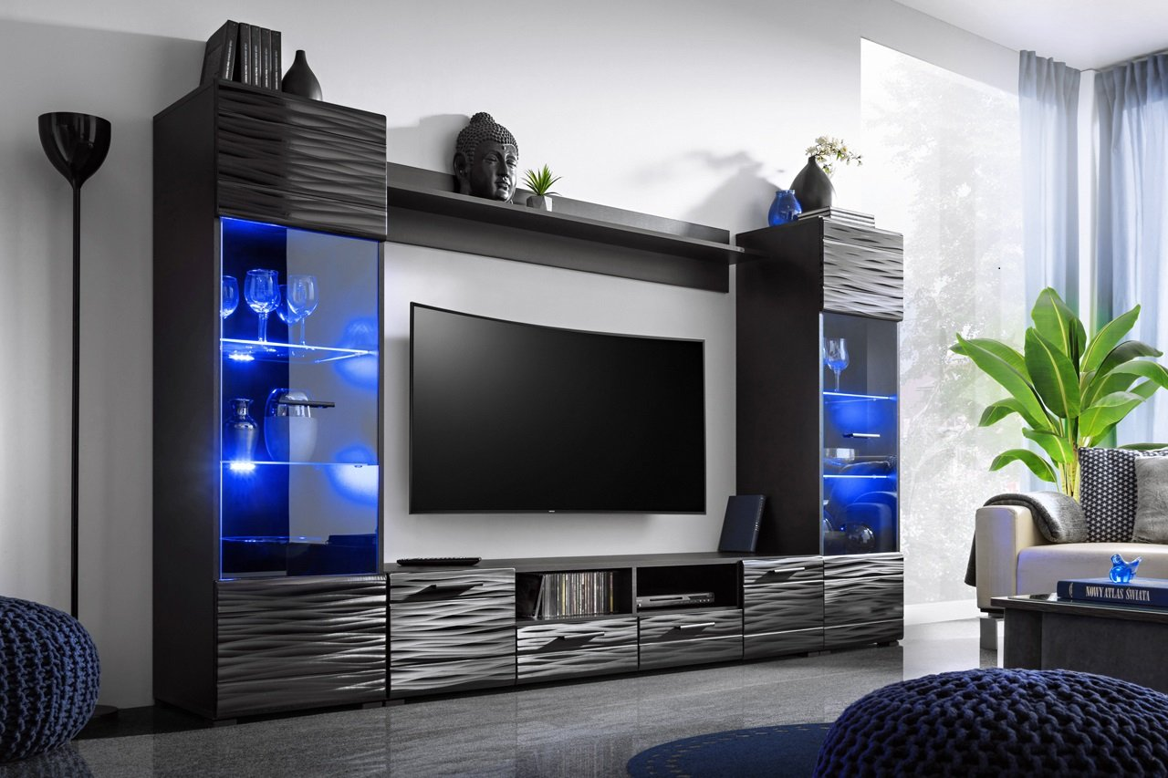 Amazon com meble furniture tv stand kitchen dining