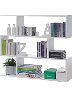 Habitdesign - Estanteria Athena alta, libreria abierta salon ...