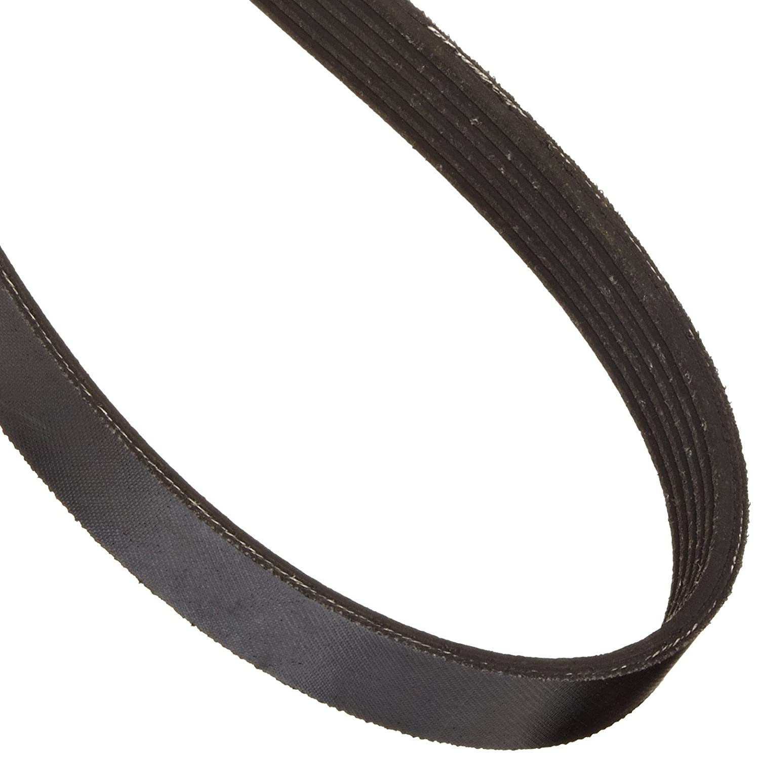 J Tooth Profile 140J6 Ametric/® ANSI Poly-V Belt Mfg Code 1-043 0.092 inch Pitch, 14 Inches Long 6 Ribs