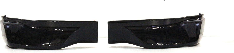 Nissan Genuine Accessories H5910-1FC2A Sapphire Black Rear Underbody Spoiler