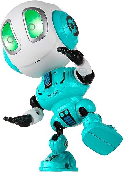 Baby Boy Mini Robot Toy Interactive Set Children Toys UK