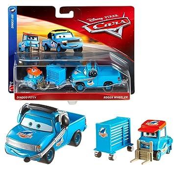 Spielzeug Druckguss Dinoco Cruz Ramirez Autos 3