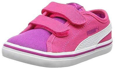 6715bd227c99 Puma Unisex Kids  Elsu V2 Cv V Inf Low-Top Sneakers